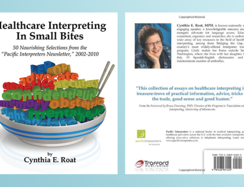 Healthcare Interpreting in Small Bites
